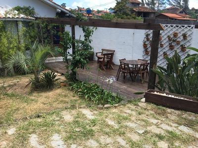 Photo for Great comfortable home on pink beach. near festivals and restaurants