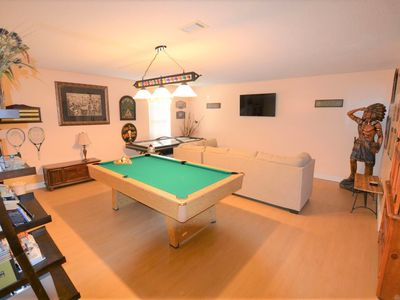Photo for 24hr Gated, South-Facing, Lake View, Game Room, 5 Bedroom, 3 King Bed, 4 baths