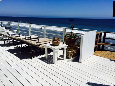 Photo for Gorgeous Ocean Front Property