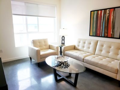 Photo for SF  2353 - Upscale and  Modern 2BR Suite in the Heart of DTLA