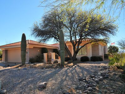 Exquisite, spacious home in pristine condition with wide open mountain views.