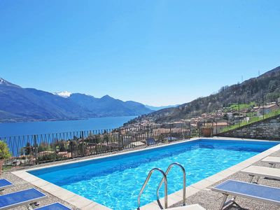 Photo for Apartment Residence La Pianca  in Musso (CO), Lake Como - 6 persons, 2 bedrooms
