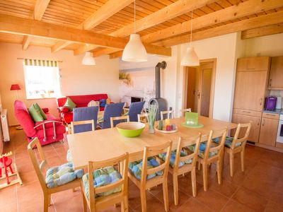 Photo for XL (5 + 6) / 7 room holiday house (138m², max 10 pers.) - Family holiday farm *** Ostseeland Rerik