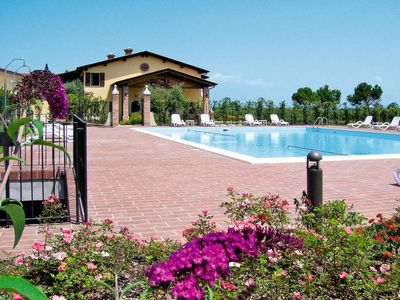 Photo for Apartment Corte Arcadia (SIR301) in Sirmione - 5 persons, 2 bedrooms