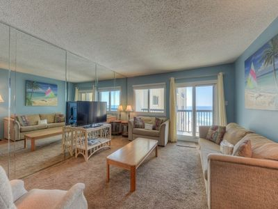 Photo for Pinnacle Port unit B2-508 1 Bedroom 1 Full Bathroom on the beach with coast view