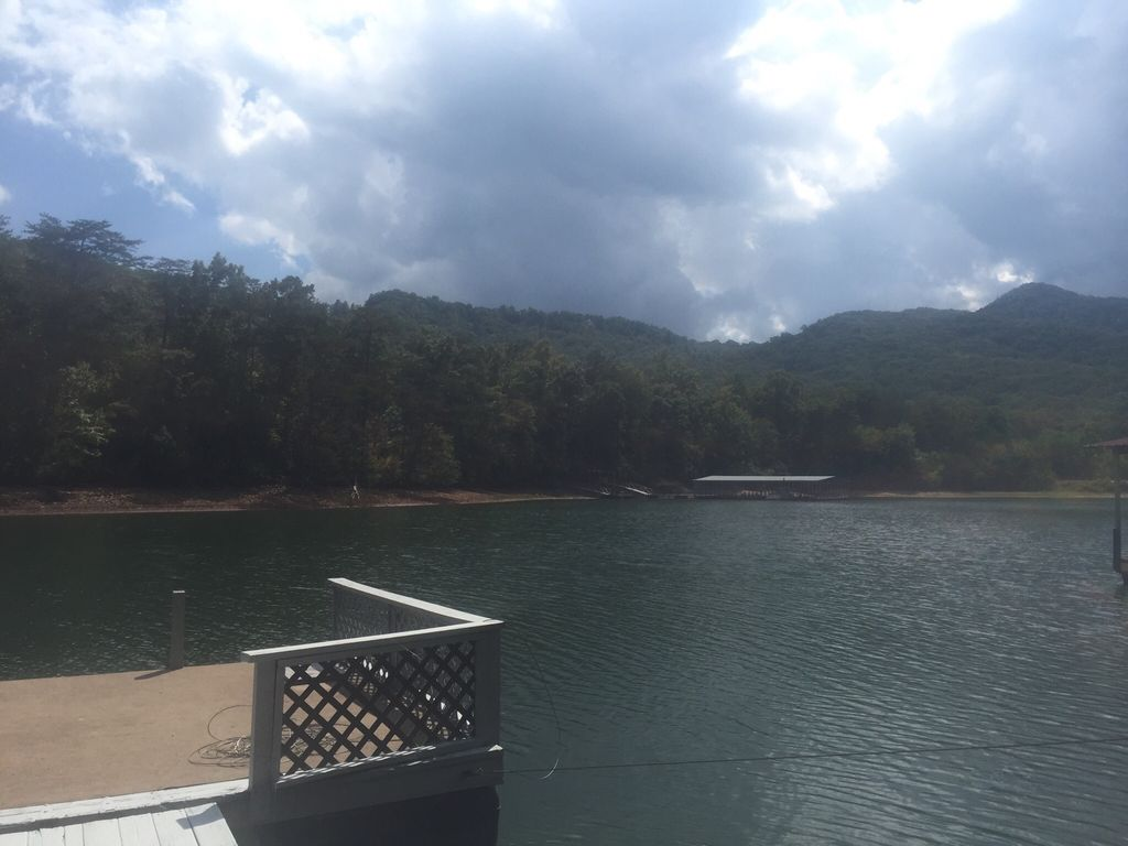 Lake Front Deep Water Gentle Slope Dog... - HomeAway Hiawassee