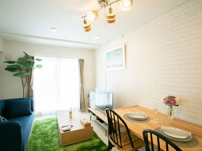 Photo for (208)  ☆New☆  1-minute walk from the Station.