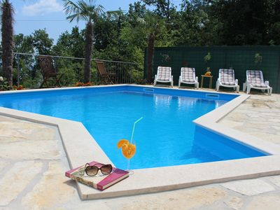 Photo for APPARTMAN DOMO WITH POOL
