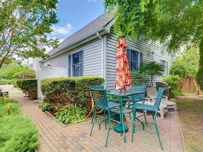 Photo for QUICK WALK TO BEACH! CUTE 3BR DOWNTOWN REHOBOTH BEACH HOME DOG PERMITTED