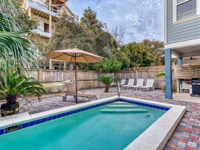 Photo for NEW LISTING: Private Pool, Gulf Views! Pet Friendly