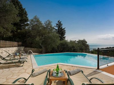 Photo for Angouletta Villa - Paxos Retreats