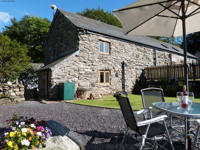Photo for Couples Holiday in Tranquil Countryside near Bala, North Wales