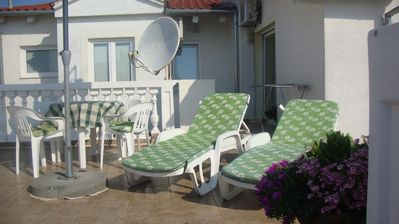 Photo for Studio with large terrace