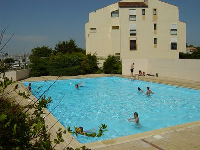 Photo for Apartment Charente Maritime Rochelle for 4 people