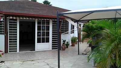Photo for rental house F 3 air-conditioned Cap Chevalier Sainte Anne Martinique