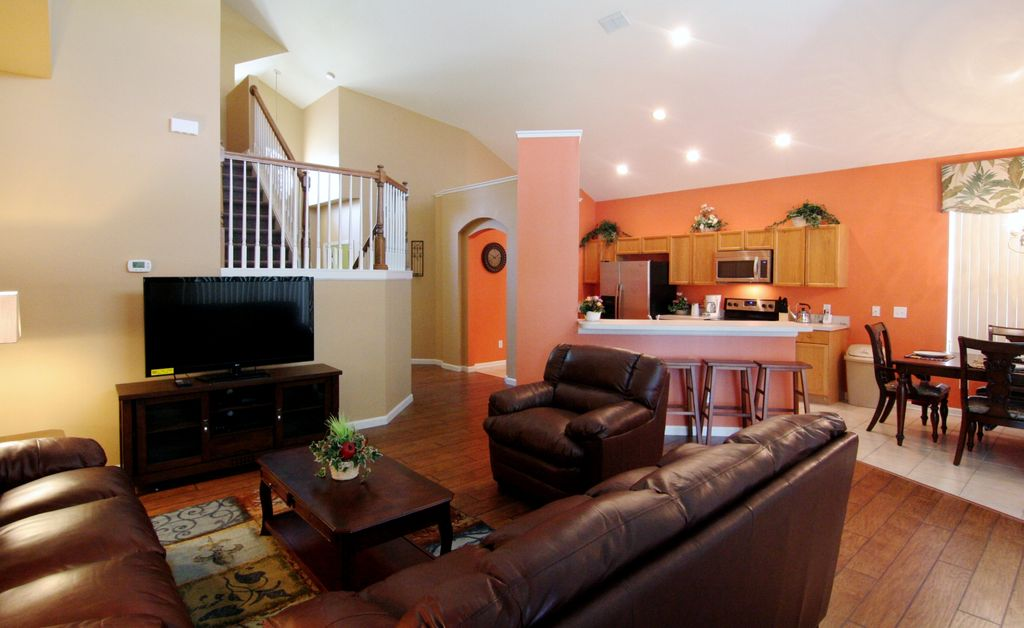 Windsor Palms 6 Bedroom Disney Vacation Home Kissimmee