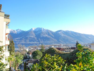 Photo for Apartment La Palma in Locarno - 3 persons, 1 bedrooms