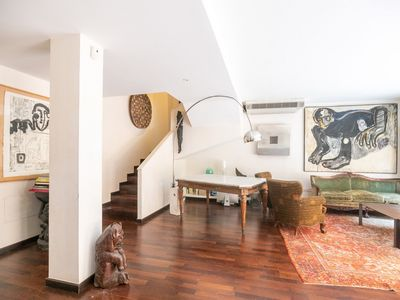 Photo for Large and spacious apartment with terrace ideal for a family of 4