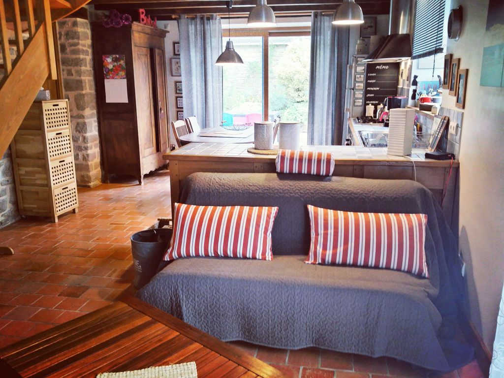 Erdeven Holiday House: Charming cottage South Britany, Erdeven