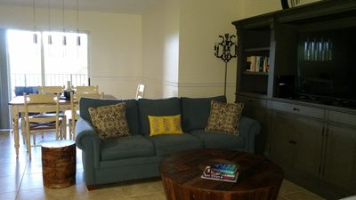Photo for A Beautiful 3rd floor 3/2 townhouse condo. Gated Community on Intracoastal
