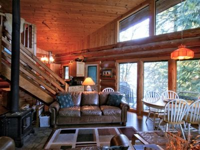 Photo for Mt. Baker Lodging- Cabin 'Pinecone' 97 In United States
