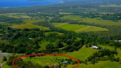 Photo for 12 acres of open space and green hills at the gateway to the Byron Hinterland