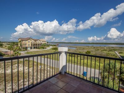 Photo for Beach, pool, tennis and fishing pier in upscale Laguna Key!