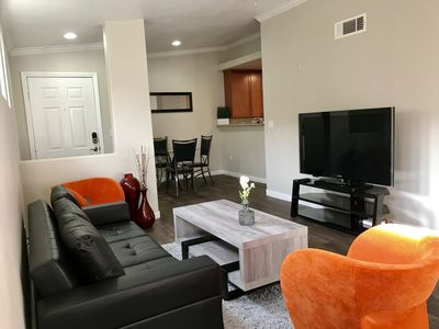 Photo for Contemporary 1 bed/bath luxury apt near the strip