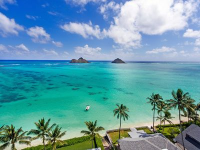 Photo for Licensed Lanikai Beach Rental - Just across the street from Lanikai Beach!