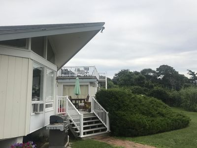 Photo for Westhampton Beach. Walking distance to beach, town and marina, synagoge & church