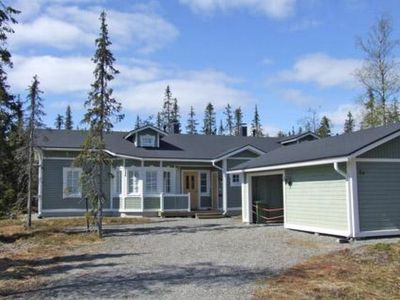 Photo for Vacation home Rukan taikavuosseli 8 b in Kuusamo - 8 persons, 2 bedrooms