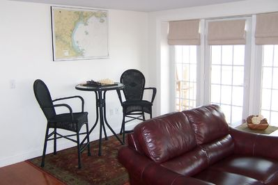 More living area!