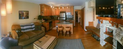 Photo for Remodeled, cozy 1 bedroom condo, in heart of Dillon in beautiful Summit County