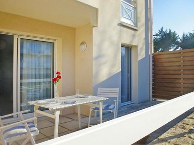 Photo for Holiday flat, St. Cast-le-Guildo  in Côtes d'Armor - 4 persons, 1 bedroom