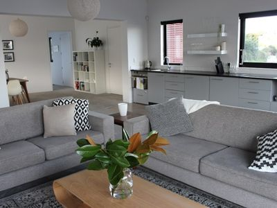 Photo for Modern, large, open plan 1 bedroom apartment