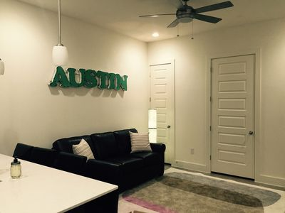 Photo for Centrally Located Austin Getaway!
