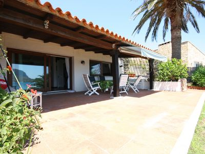 Photo for Vacation Home in Golfo Aranci with 3 bedrooms sleeps 8
