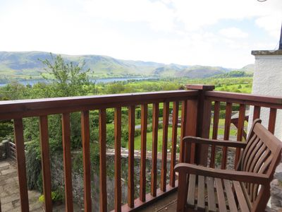 Photo for Spectacular Ullswater views and surroundings reward a comfortable stay.