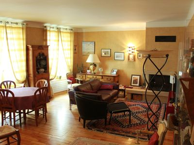 Photo for 3 nice rooms very well located - quiet and close to the castle