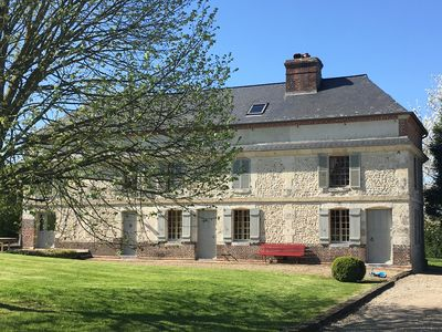 Photo for House of character in the golden triangle of the Pays d'Auge, 20 minutes from Deauville