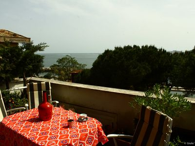 Photo for La Casa del Pirata, apartment overlooking the Gulf of Gaeta