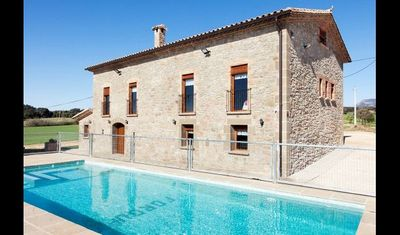 Photo for 9 bedroom Villa, sleeps 20 with Pool and FREE WiFi