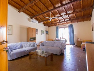 Photo for CaseSicule: Pino Marino, Nice Apartment with Terrace, Sand Beach at 70 mt, Wi-Fi