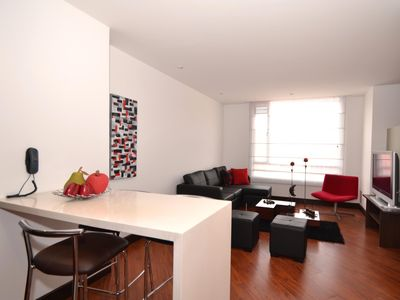 Photo for VERA - 1 Br. Modern Studio Apartment with designer fittings