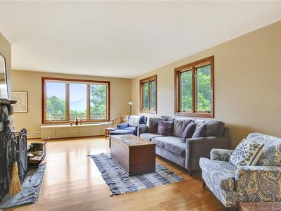 Photo for Comfortable and Clean Stowe Ski House with Breathtaking Views - Great for Couple