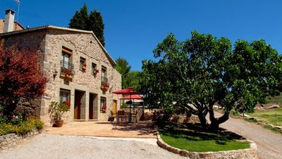 Photo for Self catering Cal Barrusca for 4 people