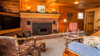 Photo for Cozy & Comfortable Year-Round LAKEFRONT Cottage on Lime Lake near Ellicottville