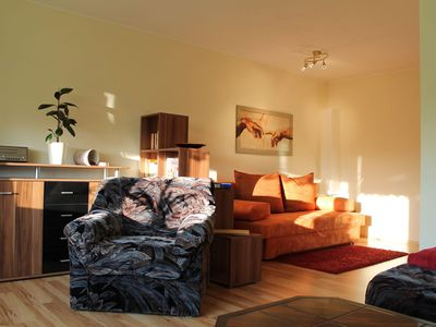 Photo for Spacious two-room apartment with petting zoo