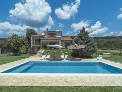 Photo for ctim250 - Modern villa with pool in Makarska - Imotski, ideal for 7 persons
