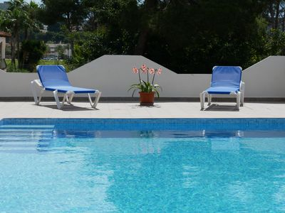 Photo for Beautiful chalet for holidays in Moraira